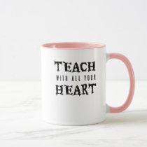 Teacher Back To School Teaching teacher gift Mug