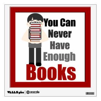 Teacher Book Lover Wall Decal 4