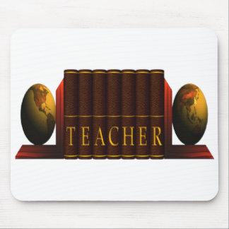 Teacher (books) mouse pad