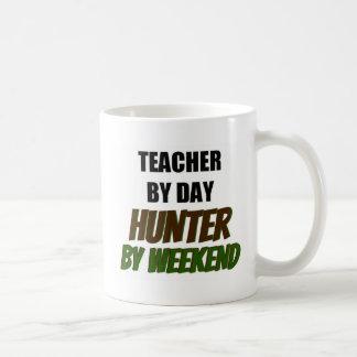 Teacher by Day Hunter by Weekend Coffee Mug