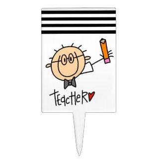 Teacher Cake Topper