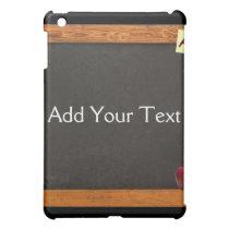 Teacher Chalkboard Cover For The iPad Mini