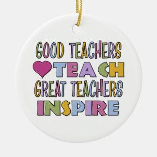 Teacher Christmas Ornament