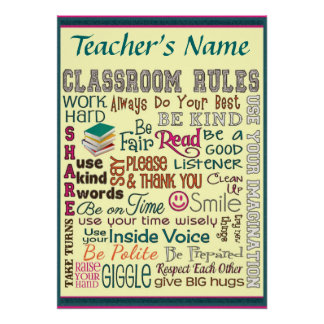 Teacher Posters, Teacher Prints & Teacher Wall Art