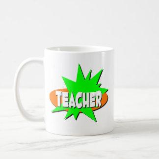Teacher Classic White Coffee Mug