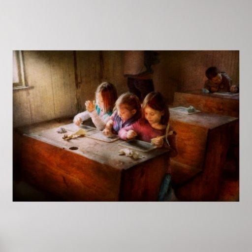 Teacher - Classroom - Education can be fun Poster