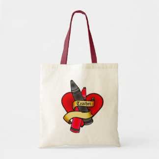 Teacher Crayon Bag