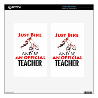 TEACHER designs Decal For Kindle Fire