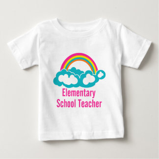 Teacher Elementary School Baby T-Shirt