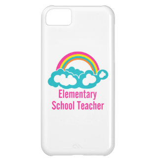 Teacher Elementary School iPhone 5C Case