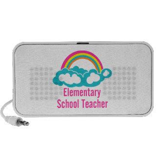 Teacher Elementary School Speakers