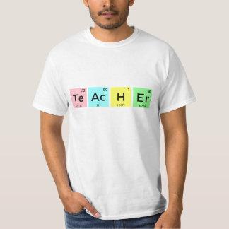 Teacher Elements Tee Shirt