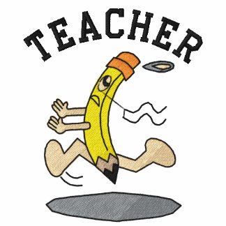 Teacher Embroidered Shirt
