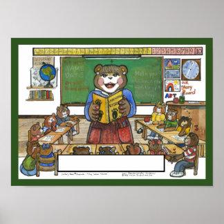 Teacher Framed Print
