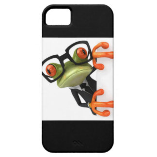 Teacher Frog Looking at student LOL iPhone SE/5/5s Case