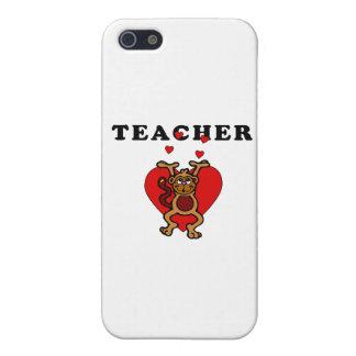 Teacher Fun Case For iPhone 5