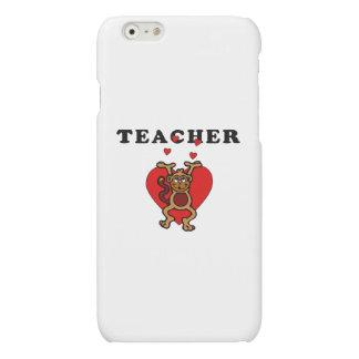 Teacher Fun Matte iPhone 6 Case