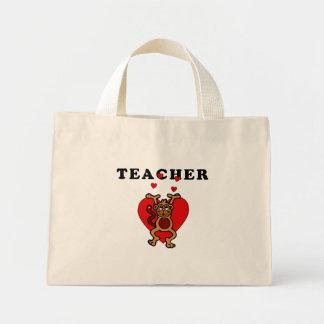 Teacher Fun Mini Tote Bag