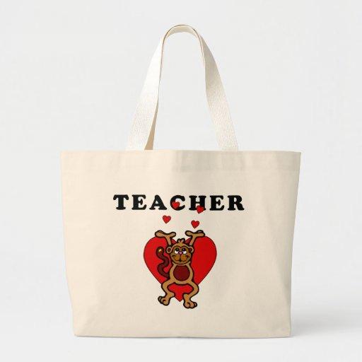 Teacher Fun Tote Bags