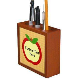 Teacher Gift Award Pencil/Pen Holder