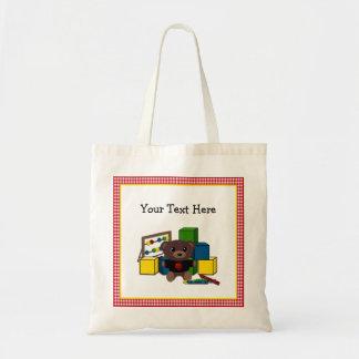 Teacher Gift Budget Tote