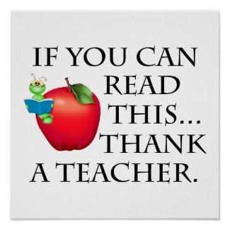 Teacher Gift zazzle_print