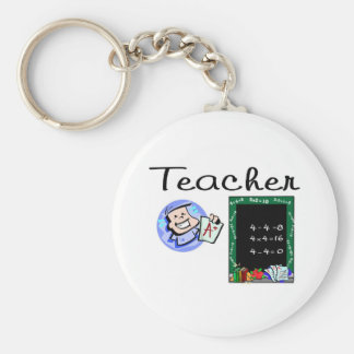 Teacher Gifts Keychain