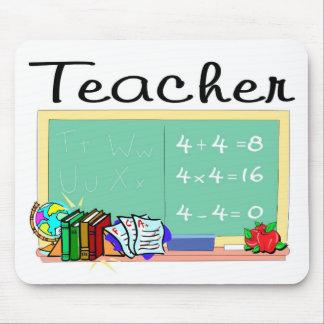 Teacher gifts mouse mats