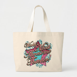 Teacher Gifts Tote Bags