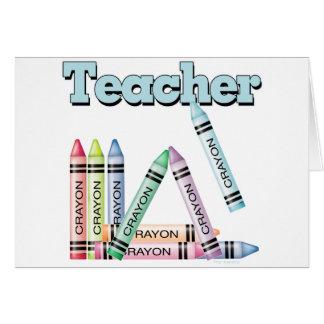 Teacher Greeting Cards