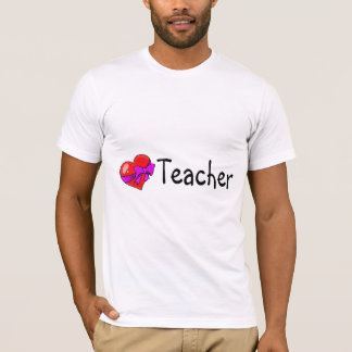 Teacher Heart T-Shirt