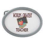 Teacher Holiday Gifts Belt Buckle