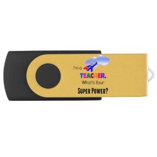 Teacher Humor USB Flash Drive