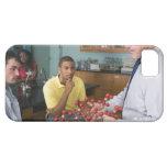 Teacher instructing students iPhone 5 cases