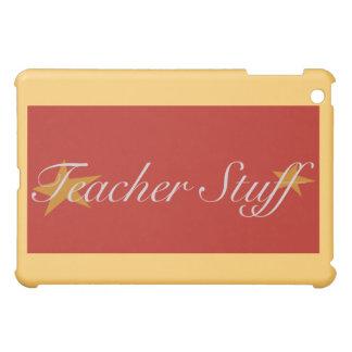 Teacher iPad Hard Shell Case Cover For The iPad Mini