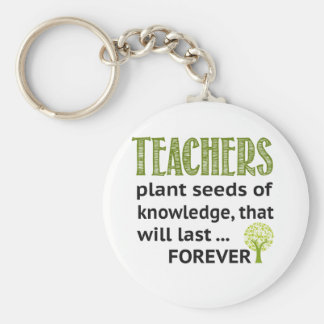 Teacher Keychain Gift