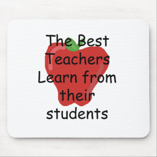 Teacher learn from Students Mouse Mats
