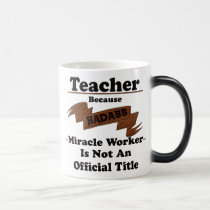 Teacher Magic Mug