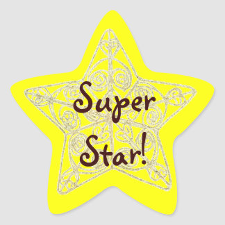 100 000 Star Stickers Zazzle