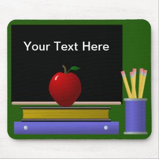 Teacher Mousepad Template