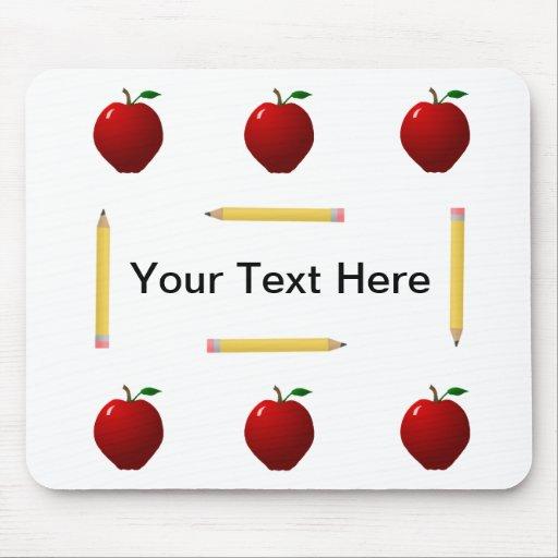 Teacher Mousepad Template2