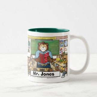 Teacher Mug - Personalized