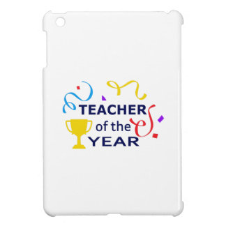 TEACHER OF THE YEAR COVER FOR THE iPad MINI