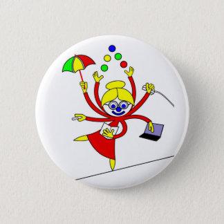 Teacher of Today Pinback Button