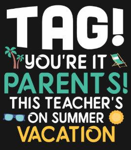 Teacher Summer Vacation