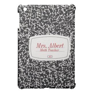 Teacher or Accountant Notebook iPad Case