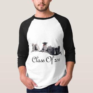 TEACHER OWL / GRADUATION PARTY T-Shirt