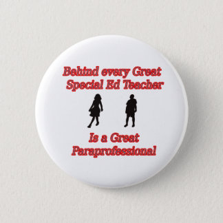 teacher para copy pinback button