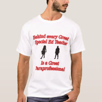 teacher para copy T-Shirt