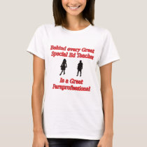 teacher para copy T-Shirt